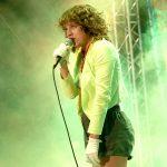 Sweet Spirit on stage