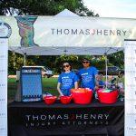 Thomas J Henry tent