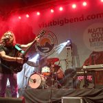 Blues on the Green July 17th, 2019: Ben Kweller onstage