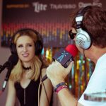 Marian Hill Backstage During the Austin City Limits Music Festival: Marian Hill Backstage During the Austin City Limits Music Festival