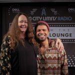 Dell Music Lounge with Devon Gilfillian: Devon Gilfillian meet and greet