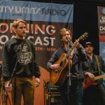 Jamestown Revival: Jamestown Revival performing on stage