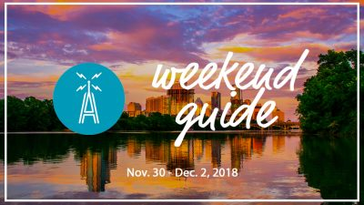 ACL Radio's Weekend Guide