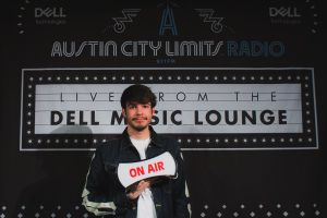 Rex Orange County and on air sign