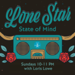 From Willie Nelson To Brownout, Here's The Lone Star State of Mind Playlist
