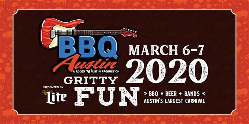 BBQ Austin March 6-7 2020