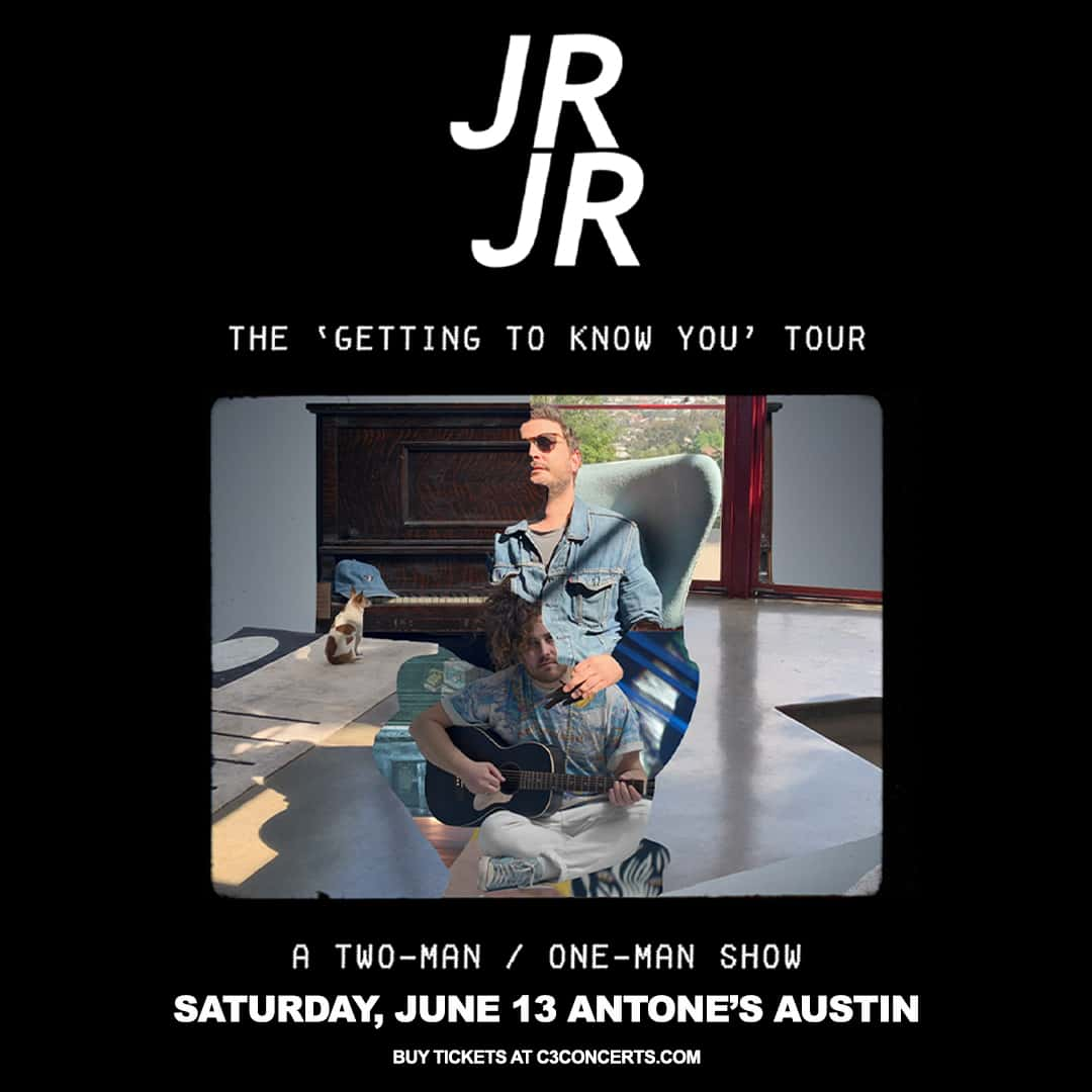 JRJR at Antone's on June 13th