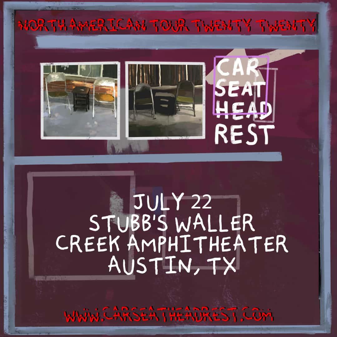 Car Seat Headrest July 22 at Stubbs