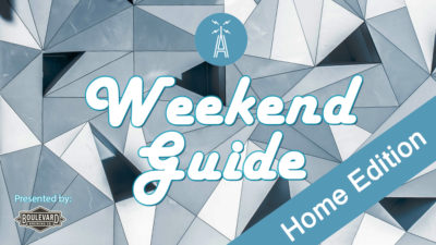 weekend guide presented by boulevard brewing company