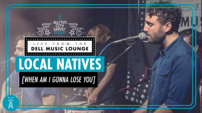 Local Natives perform