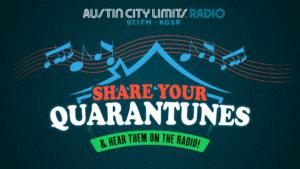Share your Quarantunes & hear them on the radio!