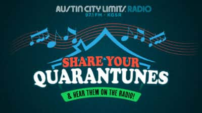 Share your Quarantunes & hear them on the radio!