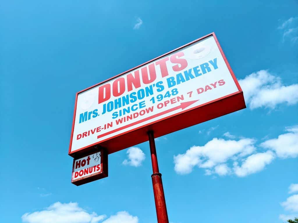 Mrs Johnsons