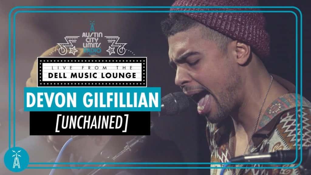Devon Gilfillian performs