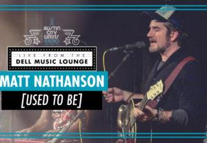 Matt Nathanson performs