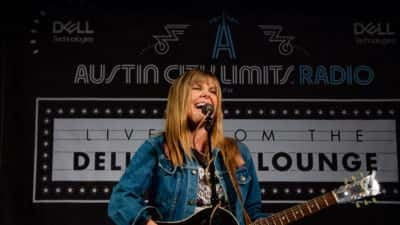 Grace Potter in ACL Radio's Dell Music Lounge