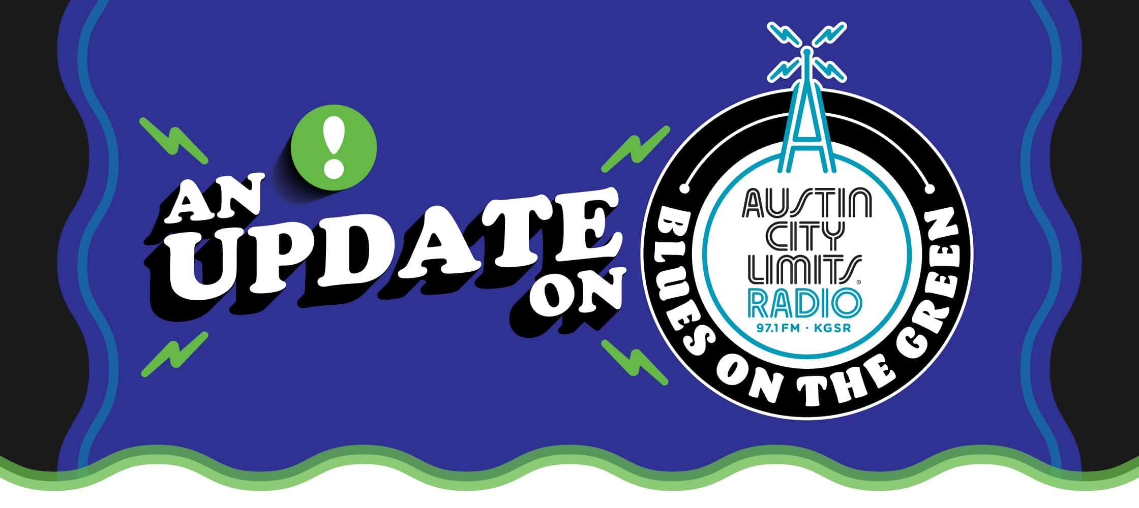 An update on ACLR Radios's Blues on the Green 2020