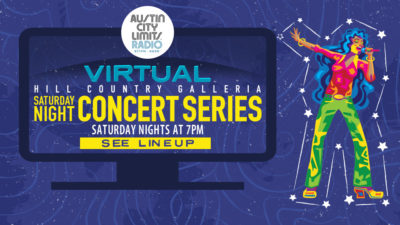 ACLR's VIRTUAL Hill Country Galeria Saturday Night Concert Series