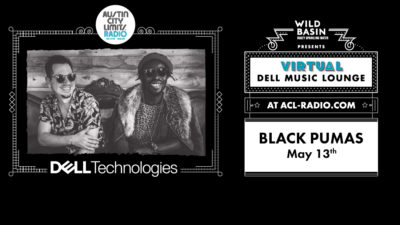 Virtual Dell Music Lounge with Black Pumas on May 13th