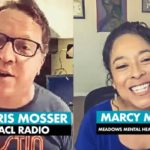 WATCH: Chris Mosser talks with Marcy Melvin of the Meadows Mental Health Institute