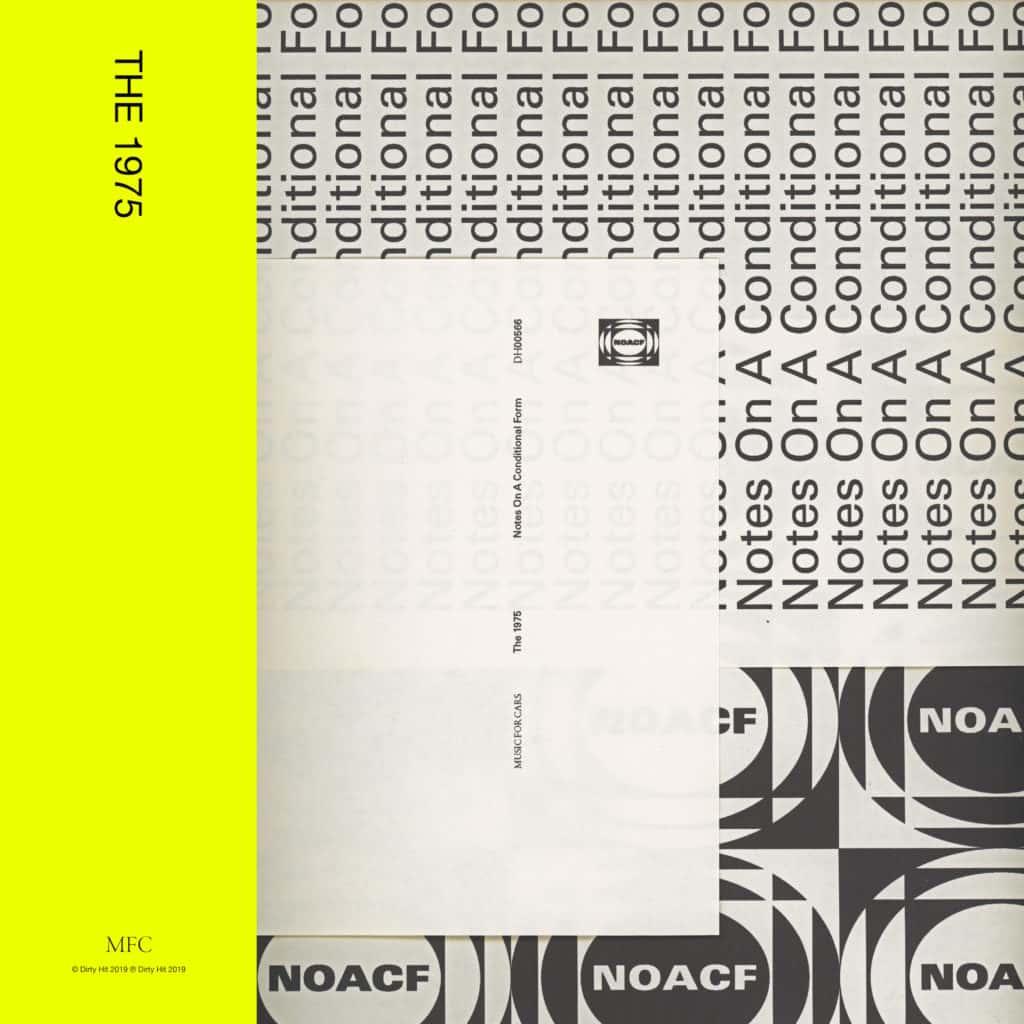 the 1975 album cover art