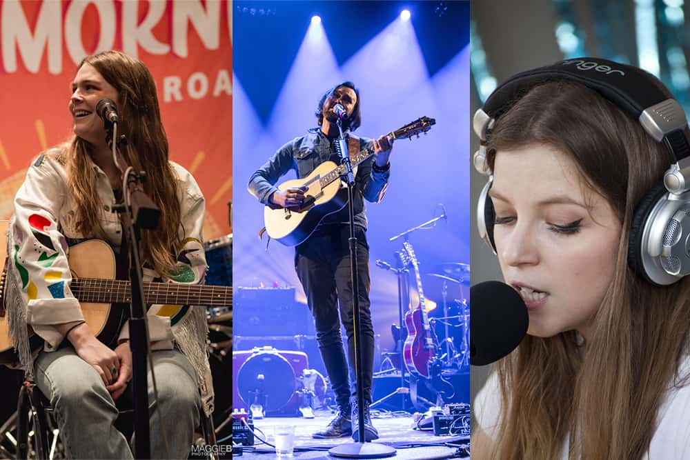 Maggie Rogers, Shakey Graves and Jade Bird