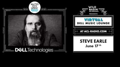 Dell Music Lounge: Steve Earle