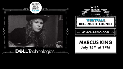 Dell Music Lounge: Marcus King