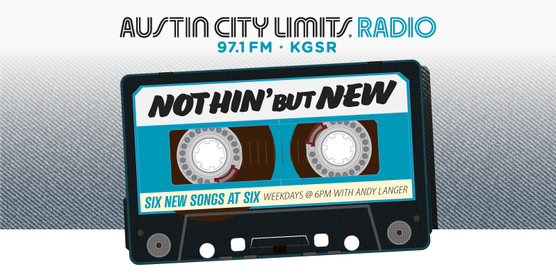 Nothin' but NEW. Six songs at six. weekdays @ 6PM with Andy Langer