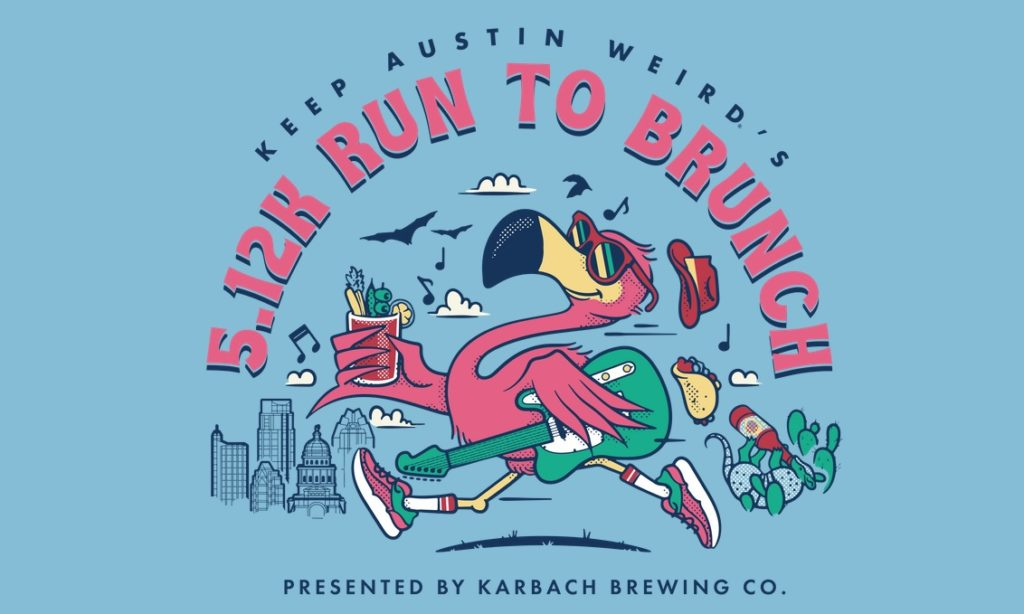 brunch run