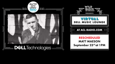 Virtual Dell Music Lounge: Matt Maeson
