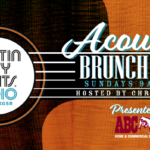 Acoustic Brunch Playlist 9/13, And Eating Out Outside