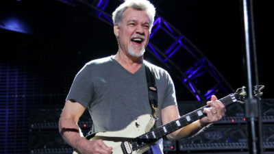 Eddie Van Halen Dies at 65 After Battling Cancer