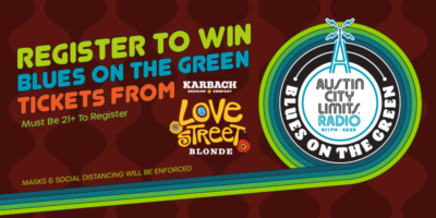 win blues on the green tickets form love street