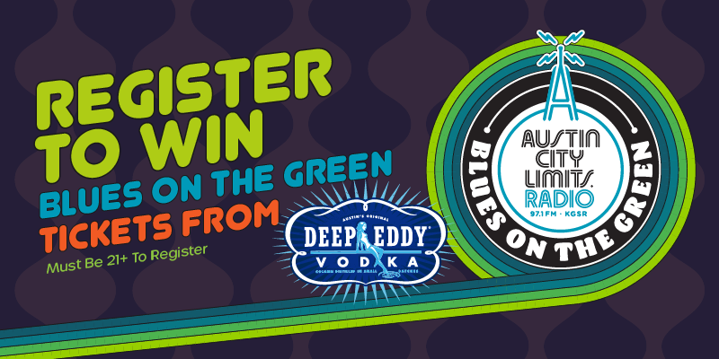 reg to win blues on the green tickets from Deep eddy