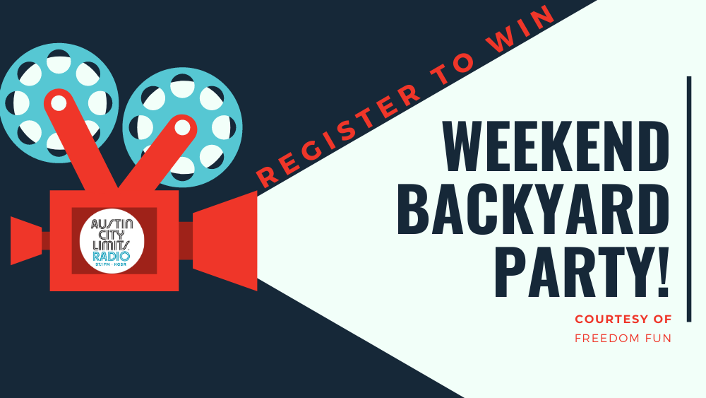 win a backyard party