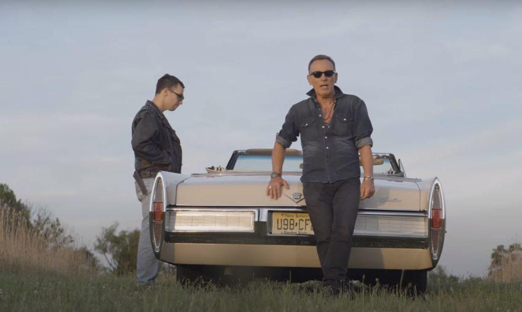 Bleachers and Bruce Springsteen