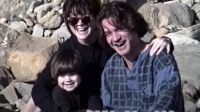 Wolfgang and Eddie Van Halen Family