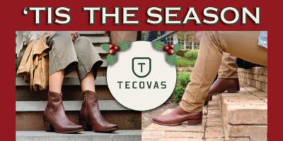 tis the season tecovas giveaway