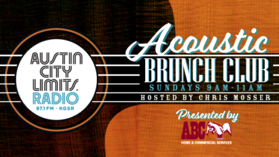 Acoustic Brunch Club Playlist 11/29, and New SoCo Brunch!