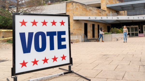 Mosser Show Notes Tue 12/1: Let's Vote Again! Giving Tuesday, Zilker Tree Virtual Lighting, more