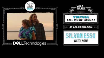Dell Music Lounge ft. Sylvan Esso