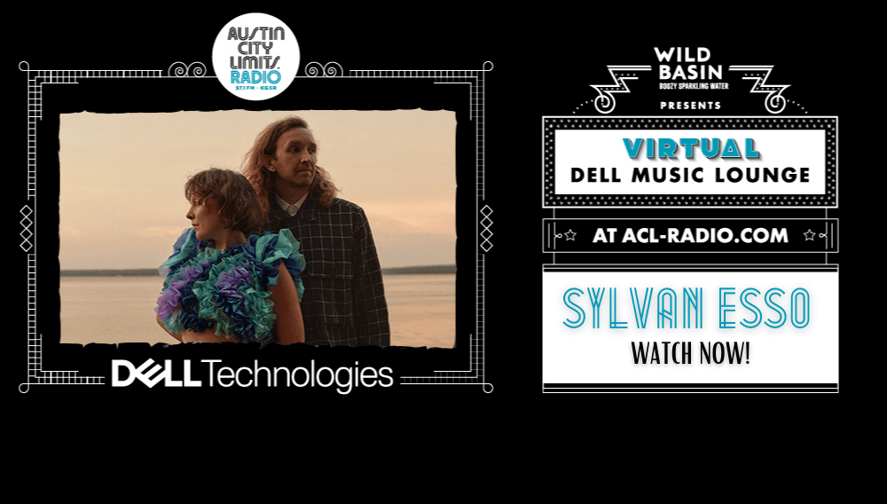 Dell Music Lounge ft. Sylvan Esso