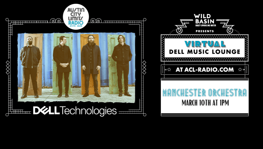 Virtual Dell Music Lounge featuring Manchester Orchestra
