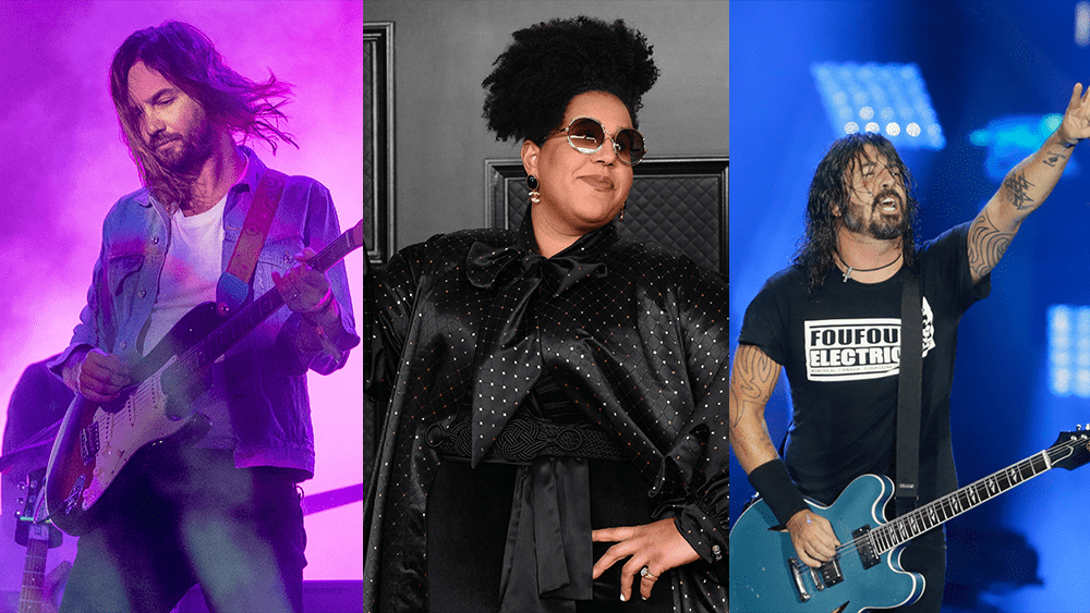 tame impala, brittany howard, foo fighters