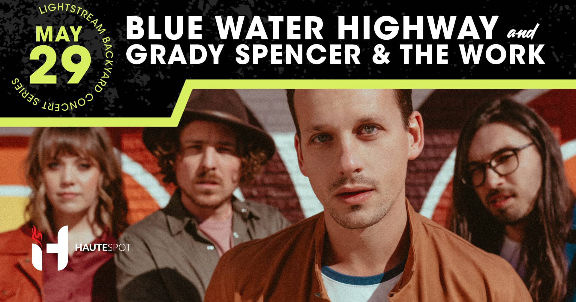 Blue Water Highway & Grady Spencer and The Work