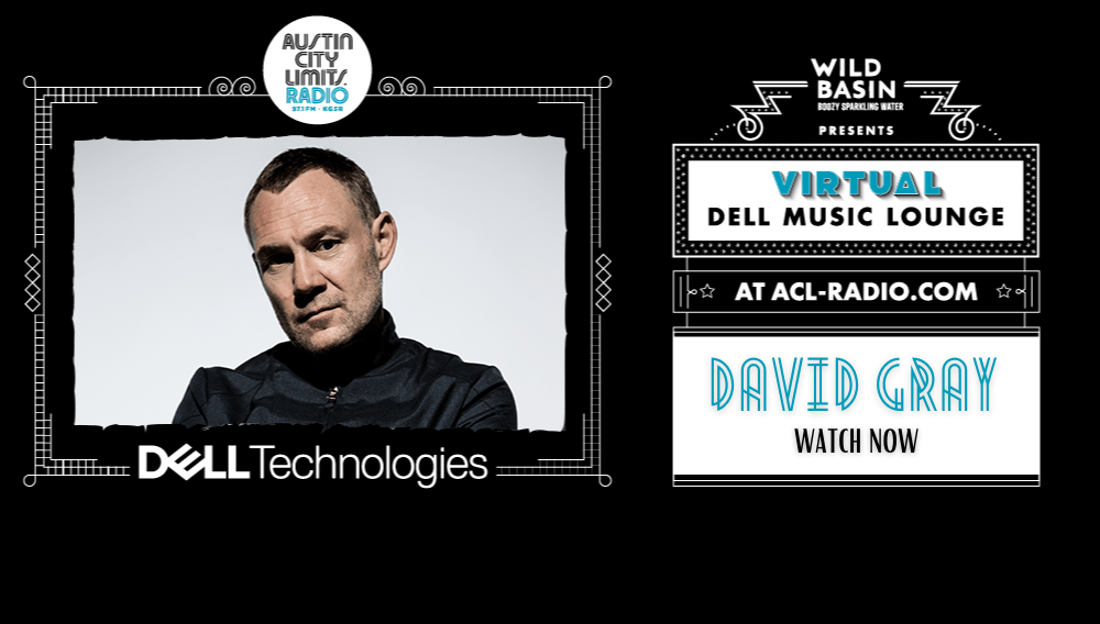 Dell Music Lounge ft. David Gray!