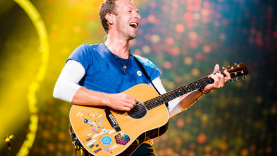 "Hear Coldplay's New Song ""Higher Power"""