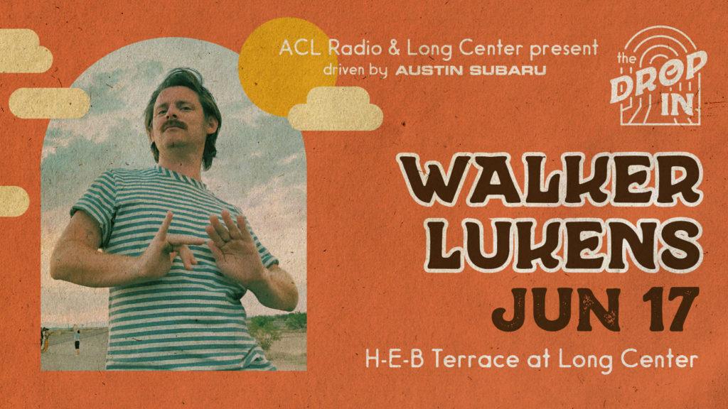 The Drop In: Walker Lukens