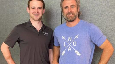 B-DOE with Jase Burner, Co-Chair of the Sunshine Run,
